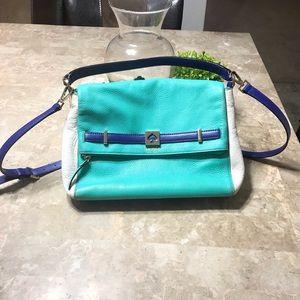 Kate Spade 3 color block shoulder bag